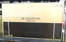 未使用品 OLED65W8PJA|LG電子ジャパン