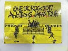 "LIVE Blu-ray 「ONE OK ROCK 2017 ""Ambitions"" "