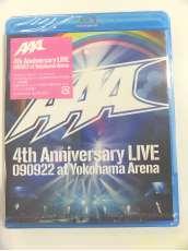 【未開封品】AAA 4th Anniversary LIVE 090922 at Y|avex trax