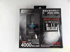 LEDヘッドライトバルブ【未開封品】|K-PARTS