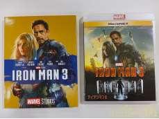 アイアンマン3 MovieNEX [ブルーレイ+DVD+デジタルコピー+MovieN|DISNEY