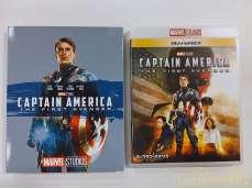キャプテン・アメリカ/ザ・ファースト・アベンジャー MovieNEX [ブルーレイ+|DISNEY
