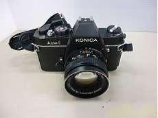 コンパクトフィルムカメラ|KONICA
