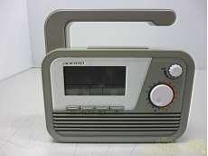 手回し充電ラジオ|ADESSO