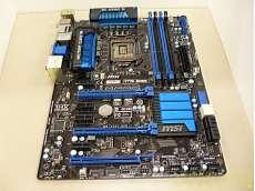 Intel対応マザーボード MSI