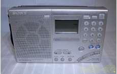 ワールドバンドラジオ SONY