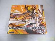beatmania IIDX -SUPER BEST BOX- Vol.1|KONAMI