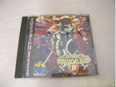 クロススウォードII(NEOGEO CD)|ADK