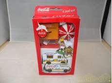 コカ・コーラ ミニカー COOL SET|コカ・コーラ