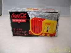 コカ・コーララジオ ダイキャストメタル|コカ・コーラ