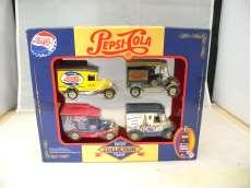 Pepsi-Cora Custom Replica Collection|GOLDEN WHEEL DIE CASTING FTY