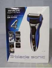 未使用 HITACHI シェーバー 「エスブレード」(4枚刃)|HITACHI