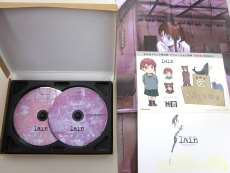 SERIAL EXPERIMENTS LAIN BOOTLE PIONEER