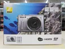 【未使用品】Nikon 1 AW1 防水ズームレンズキット 74-150812