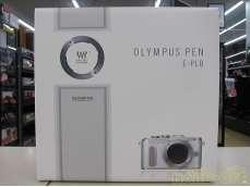 【美品】ミラーレス一眼カメラ PEN E-PL8 レンズキット 74-155541
