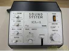 【ジャンク】鉄道模型用機器 SOUND SYSTEM EL-1