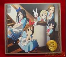 CD アニメ けいおん  MUSIC HISTORY'S BOX[初回生産限定盤]