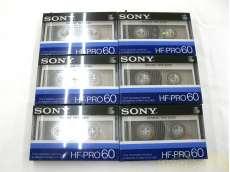 カセットテープ ノーマルポジション 6本セット
