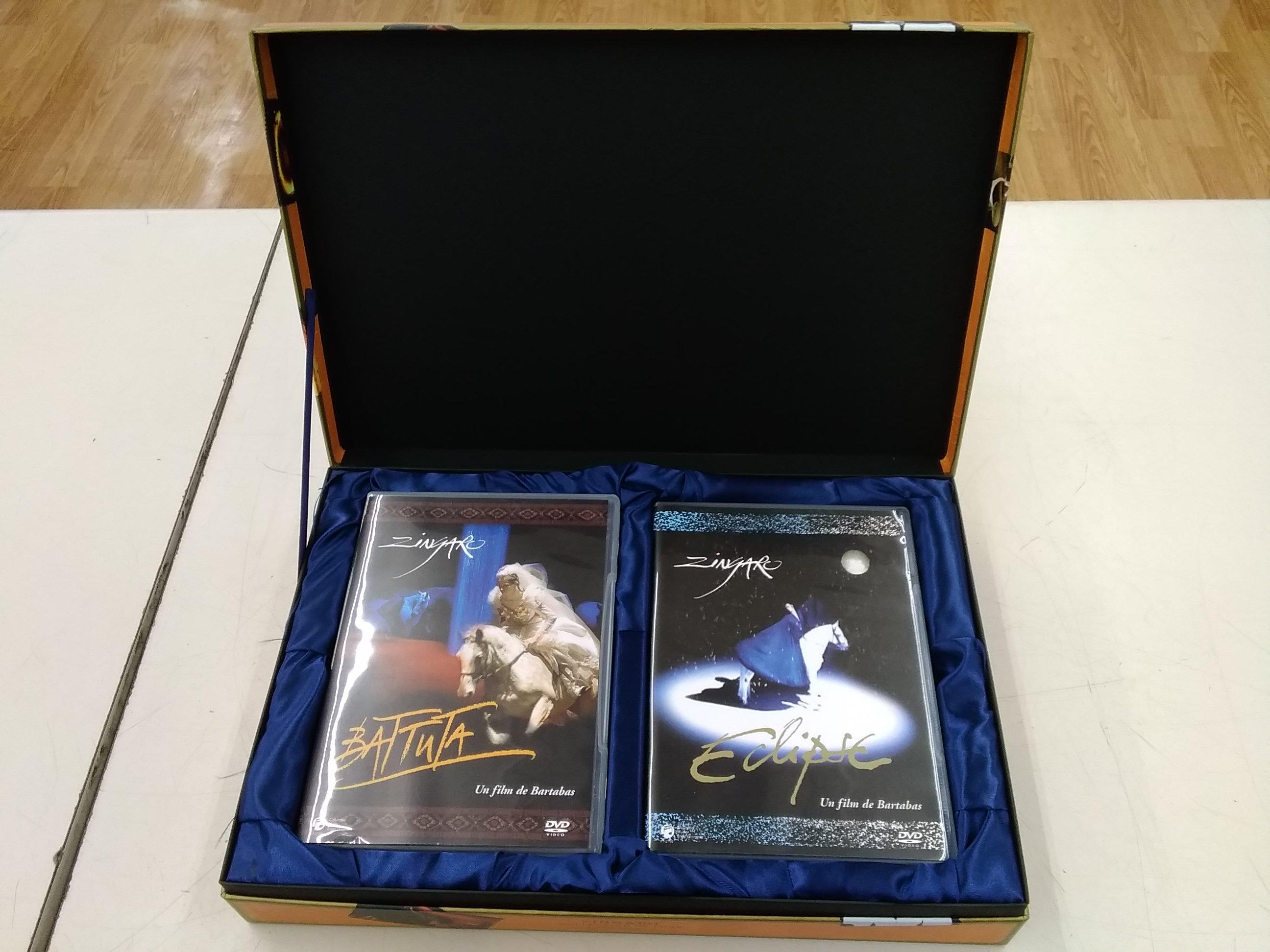 DVDBOX|コロンビア