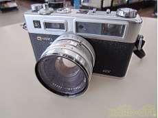 コンパクトフィルムカメラ|YASHICA