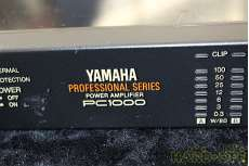 PAパワーアンプ|YAMAHA