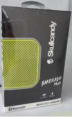 Bluetoothスピーカー Barricade mini|SKULLCANDY