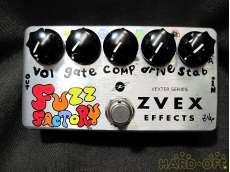 ファズFUZZ FACTORY ZVEX EFFECTS