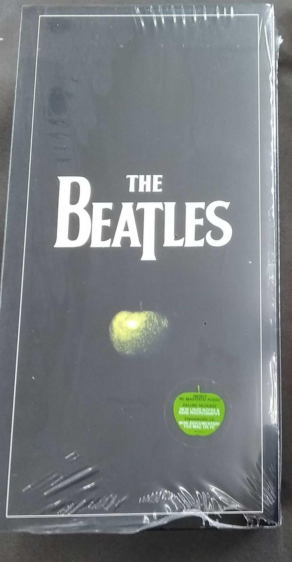 THE BEATLES BOX 16CD+DVD|EMI