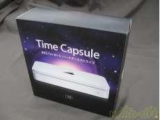 TIME CAPSULE|APPLE