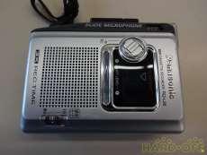 ポータブルカセットレコーダー|PANASONIC