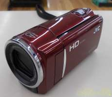 メモリビデオカメラ JVC