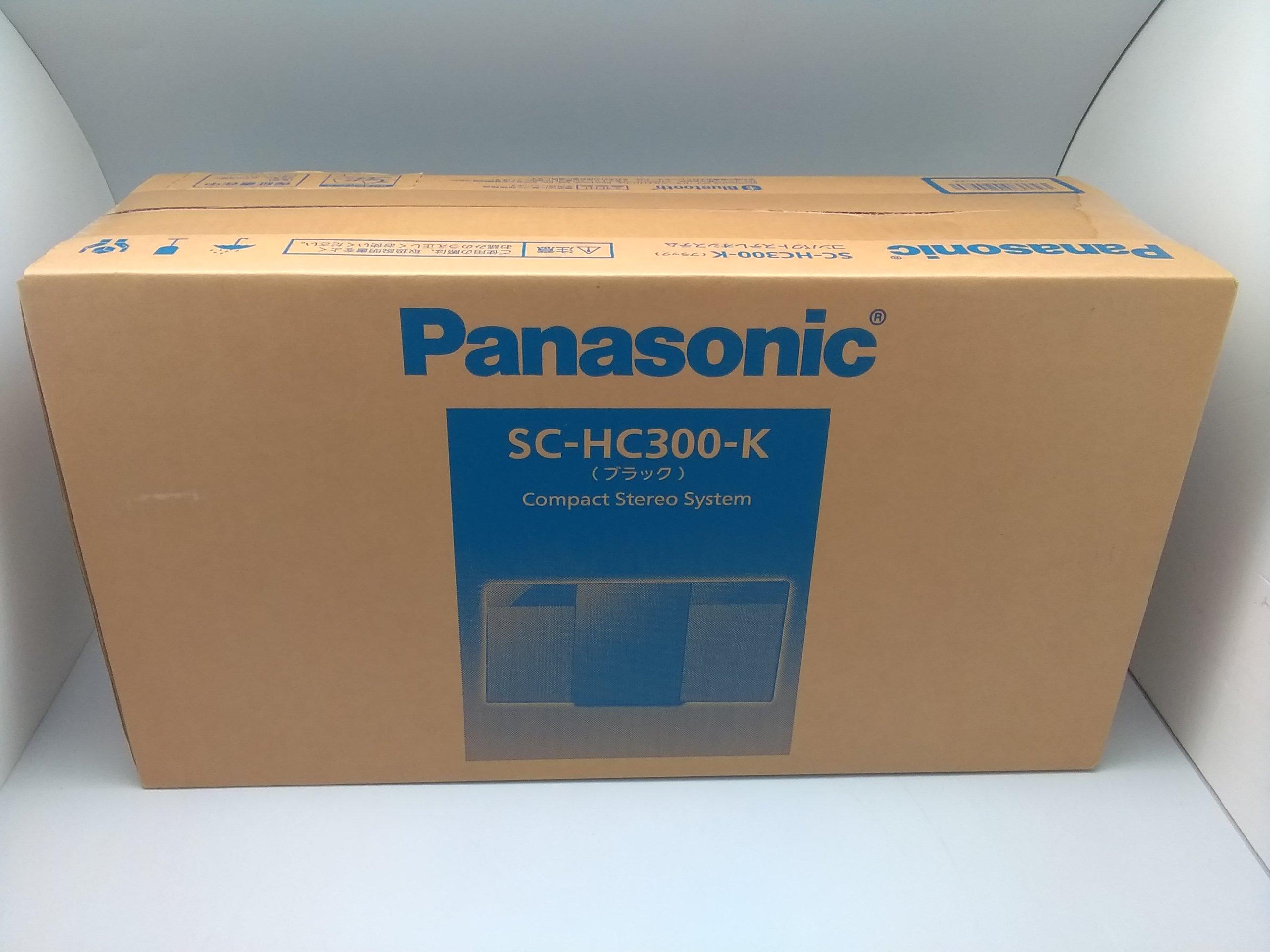 コンパクトステレオシステム|PANASONIC