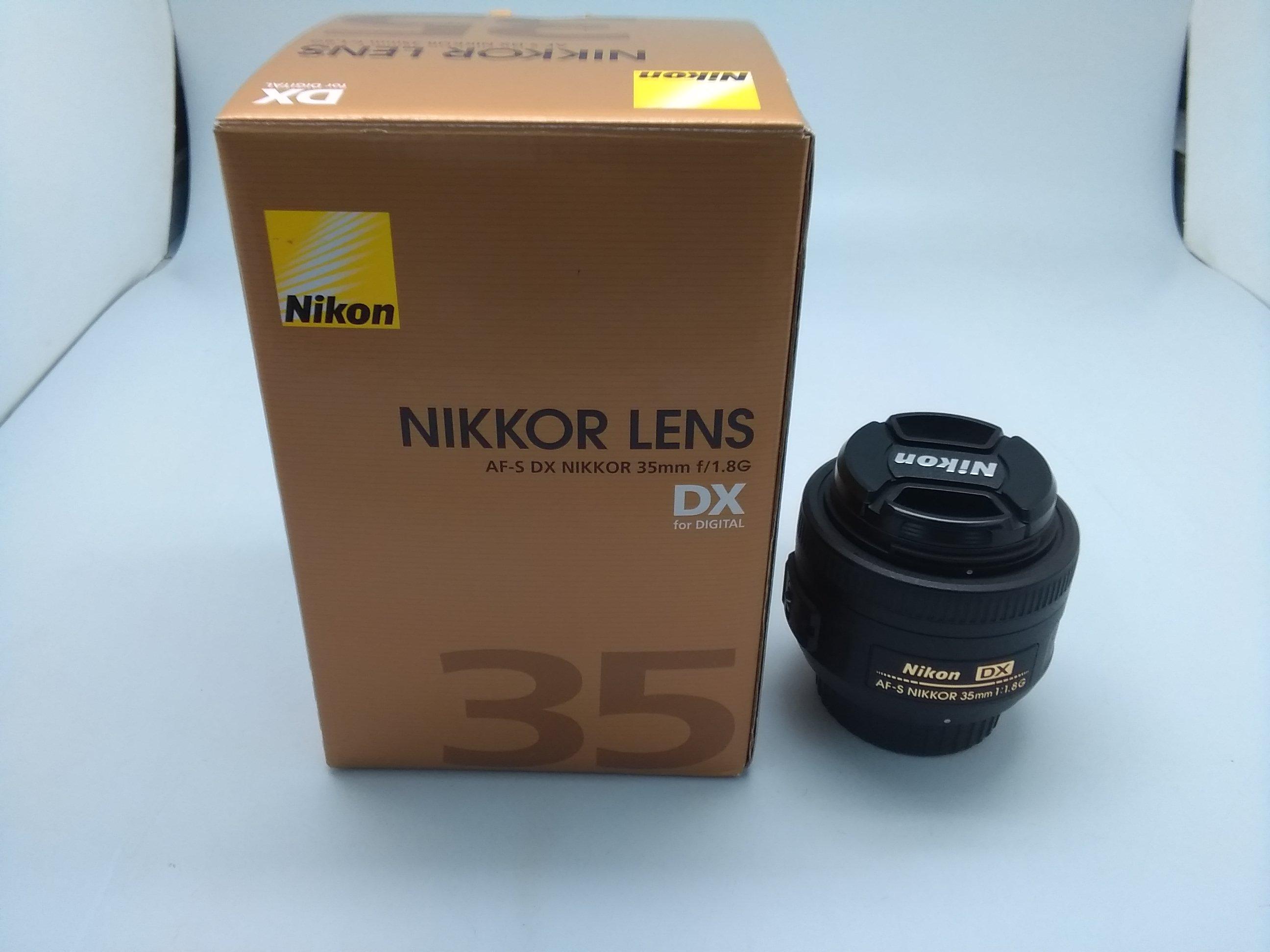 単焦点レンズ|NIKON