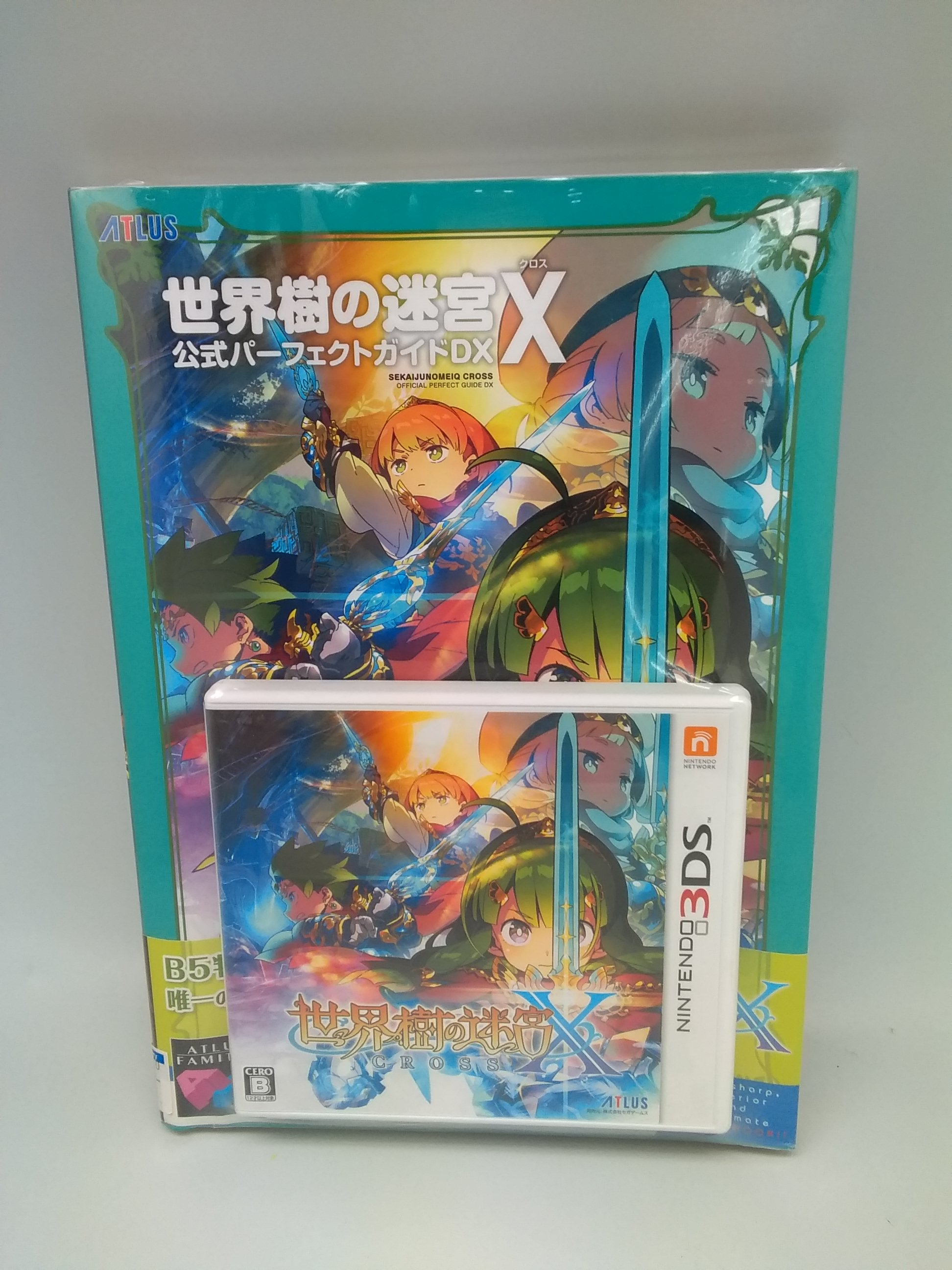 3DS ソフト|ATLUS