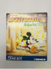 ミッキーマウス4魔法のラビリンス ケムコ