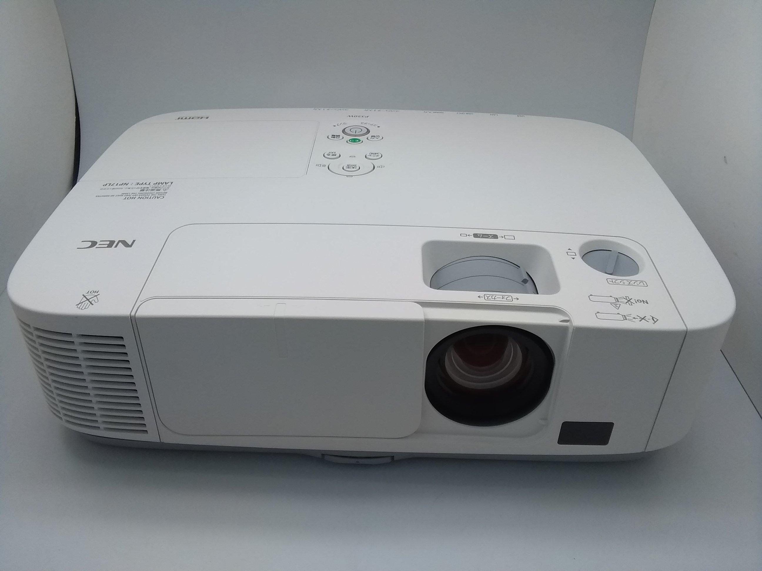 液晶プロジェクター|NEC