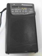 ポータブルラジオ PANASONIC