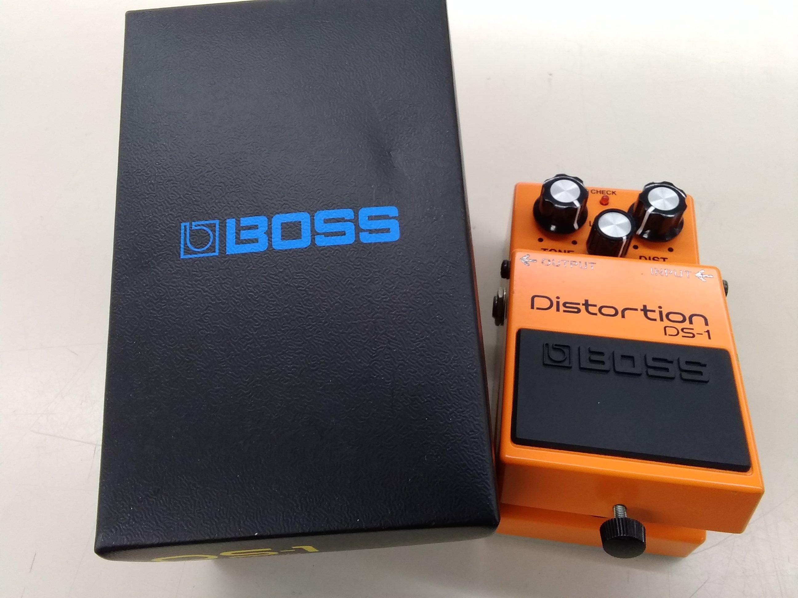 歪み系エフェクター|BOSS