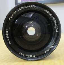 ブロニカ中判カメラ用レンズ その他ブランド