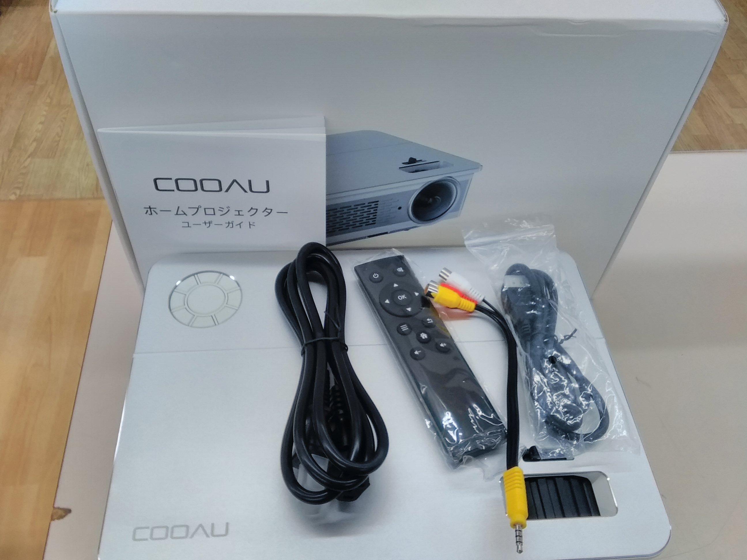 プロジェクター|COOAU