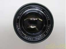 M42マウント用レンズ|TOPCON