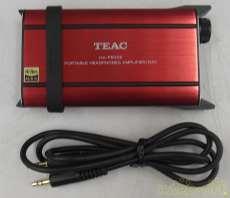 ヘッドフォンアンプ|TEAC