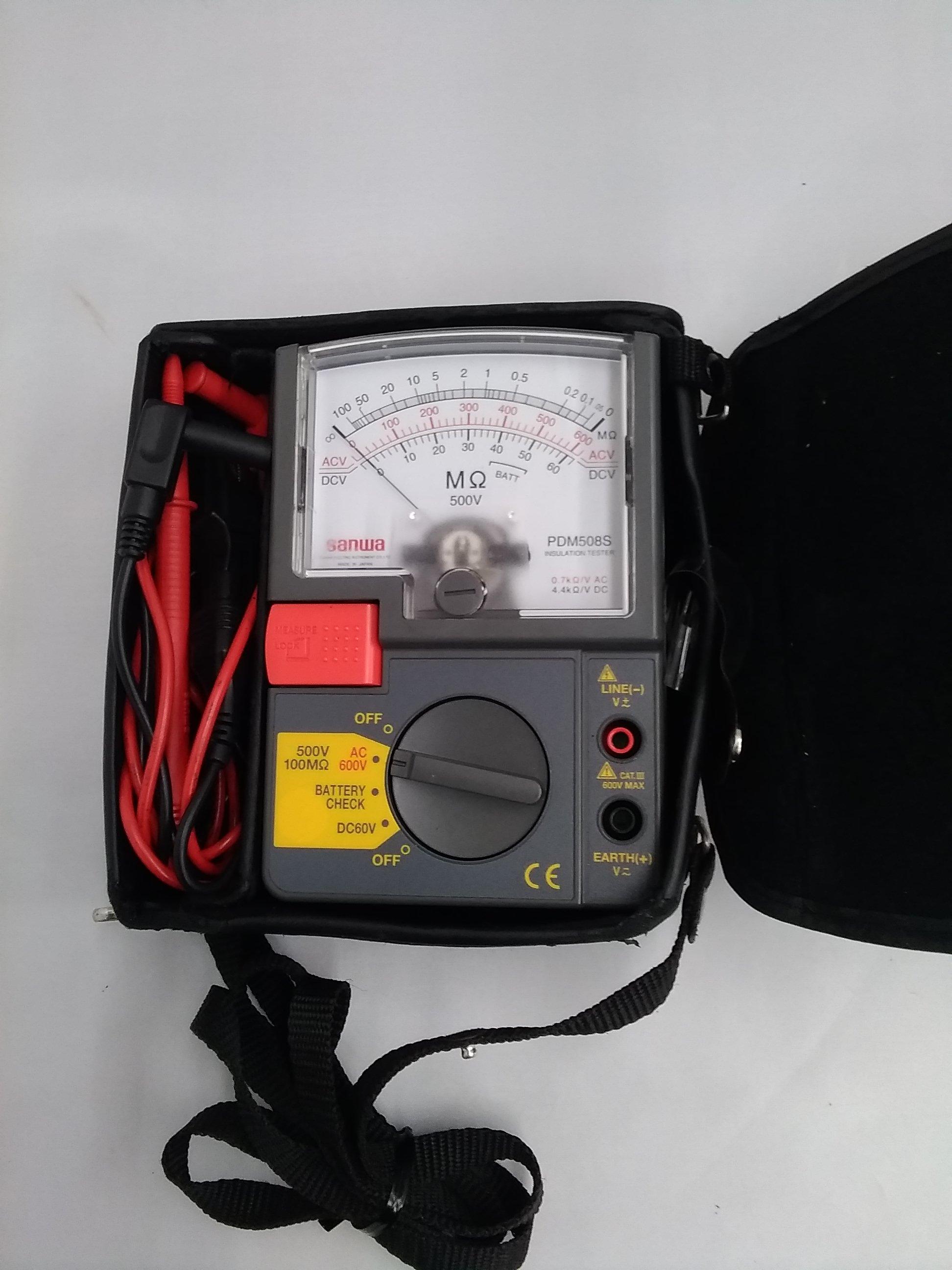 電気測定 SANWA