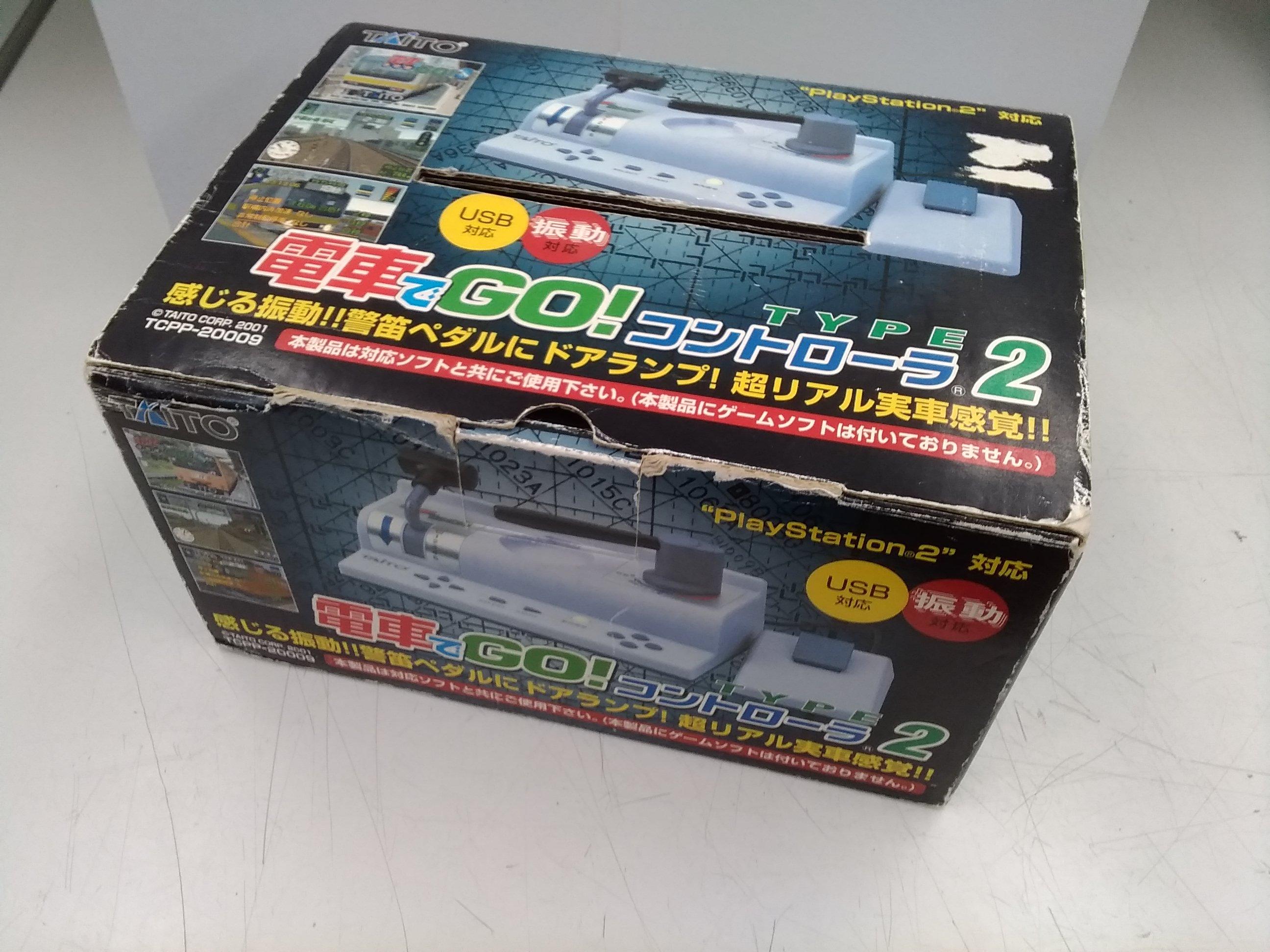 PS2対応 電車でGO コントローラ|TAITO