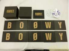 BOOWY COMPLETE|東芝EMI
