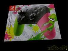 Nintendo Switch プロコントローラー スプラトゥーン2 エディション