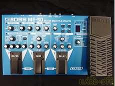 ギター用マルチエフェクター|BOSS