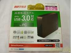 USB3.0/2.0接続外付けHDD|BUFFALO