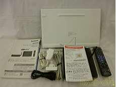 モニター付きHDDレコーダー|PANASONIC