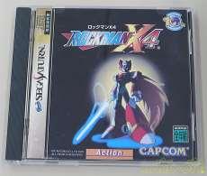 ロックマンX4|CAPCOM